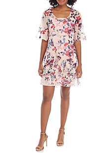Linosa Crinkle Dress