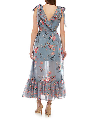 eb9009b4920 French Connection Cecile Sheer Maxi Dress French Connection Cecile Sheer  Maxi Dress