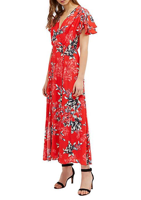 Coletta Midi Dress