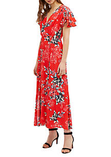 French Connection Coletta Midi Dress