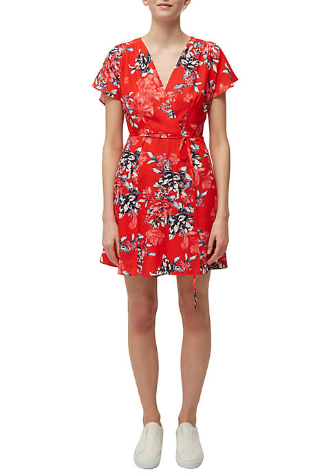 French Connection Verona Wrap Dress
