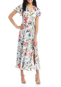 French Connection Cadencia Cari Maxi Dress