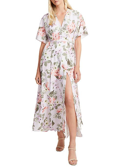 French Connection Arimoise Crepe Maxi Dress