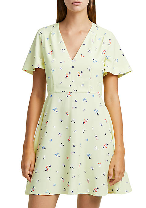 French Connection Frida Armoise Wrap Dress