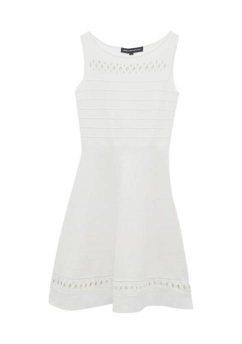 French Connection Crepe Kai Knit Dress