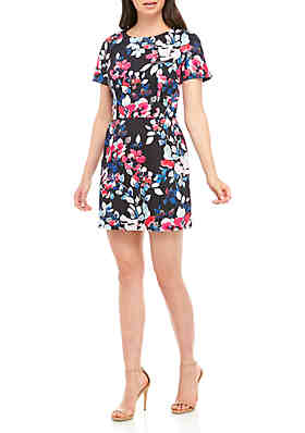 453231a52f1 French Connection Linosa Printed Dress ...