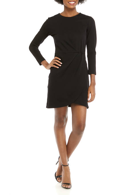French Connection Lula Wrap Dress