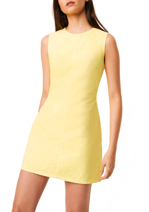 French Connection Sleeveless Cotton Dress