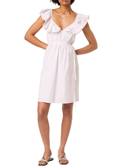 French Connection Azaa Poplin Dress