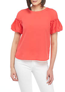 Classic Crepe Blouse
