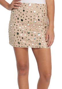 Eloise Mirrors Skirt