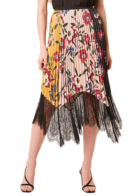 French Connection Abeona Drape Skirt