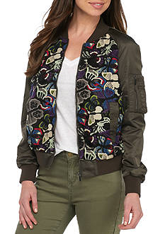 French Connection Rivera Floral Jacket