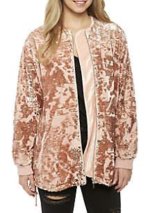 Adette Sequined Jacket
