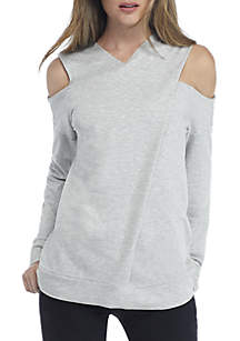Malina Cold Shoulder Sweatshirt