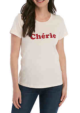 2931b417e7c French Connection Cherie T Shirt ...