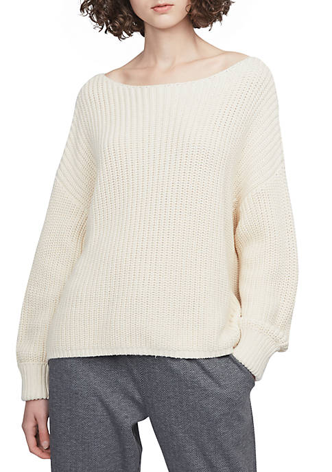 French Connection Millie Mozart Knit Top
