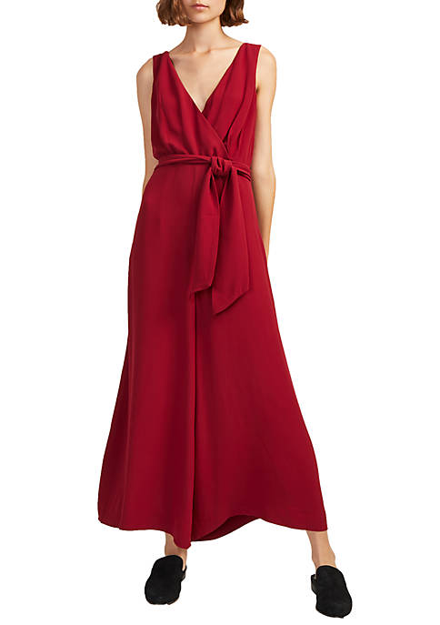 French Connection Bessie Wide Leg Jumpsuit