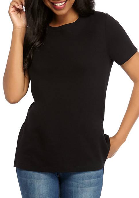 Petite Short Sleeve T-Shirt