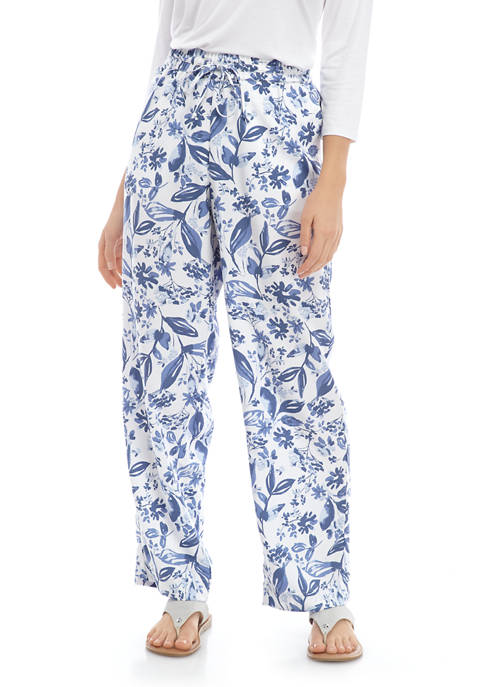 Kim Rogers® Petite Soft Pull On Pants