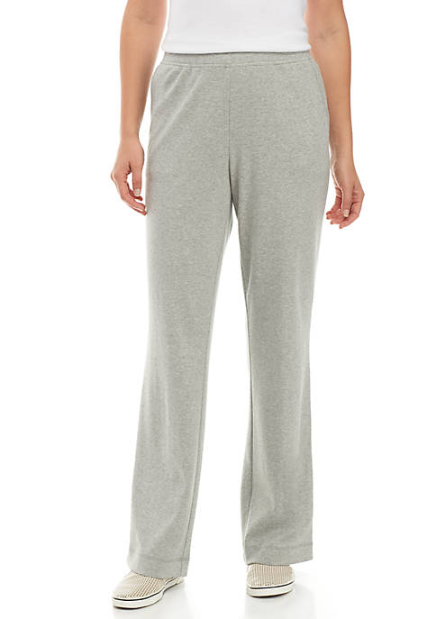 Kim Rogers® Petite Long Promo Pants