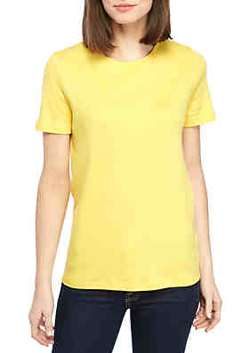 d0a83c31e5de Kim Rogers® Short Sleeve Fashion Top ...
