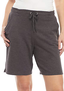 Kim Rogers® Short Bermuda Heather Shorts