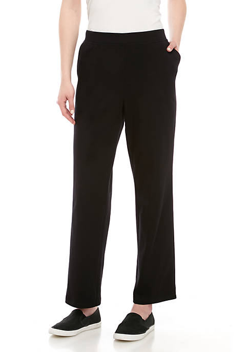 Kim Rogers® Pull On Solid Short Pants