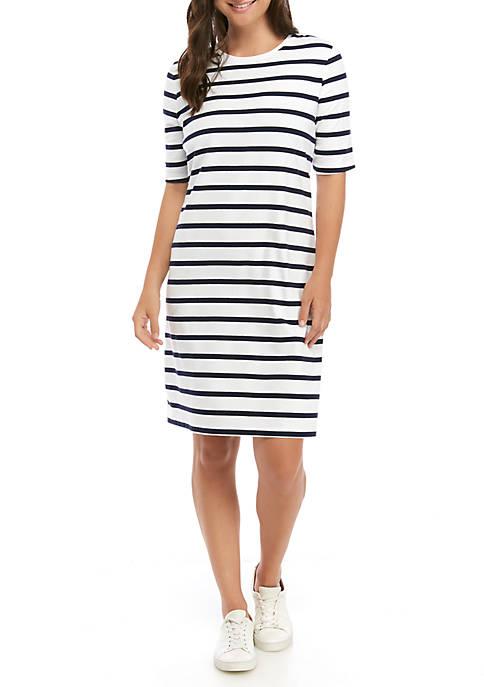 Short Sleeve Mega Dress