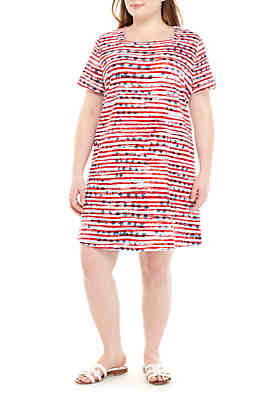 Plus Size Casual Dresses: Shirt Dresses, Sheath & More   belk