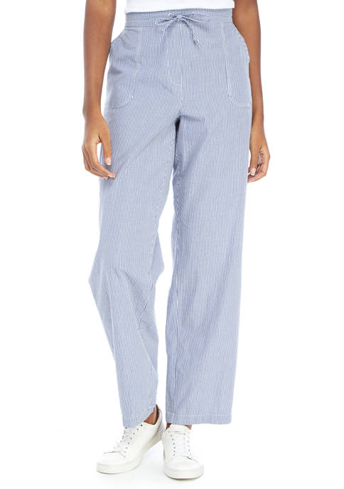 Kim Rogers® Womens Soft Pull On Pants