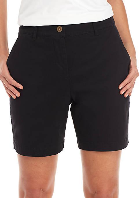 Kim Rogers® Comfort Waist Shorts