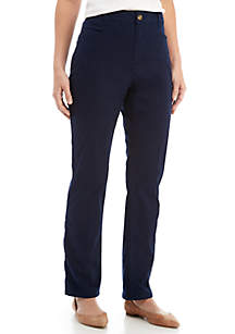 Average Solid Twill Pants