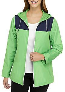 Kim Rogers® Long Sleeve Anorak Jacket