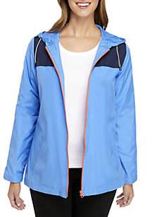 Long Sleeve Anorak Jacket