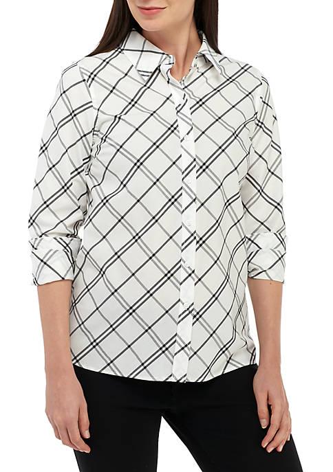 Kim Rogers® Long Sleeve Easy Care Shirt