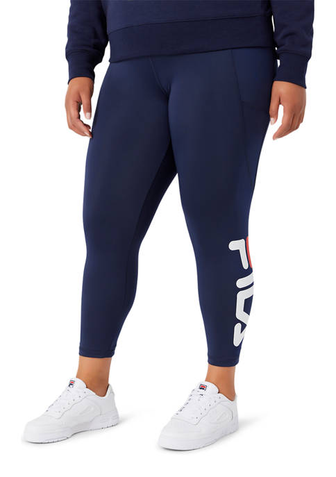 Fila Plus Size Chick Clique Capri Leggings