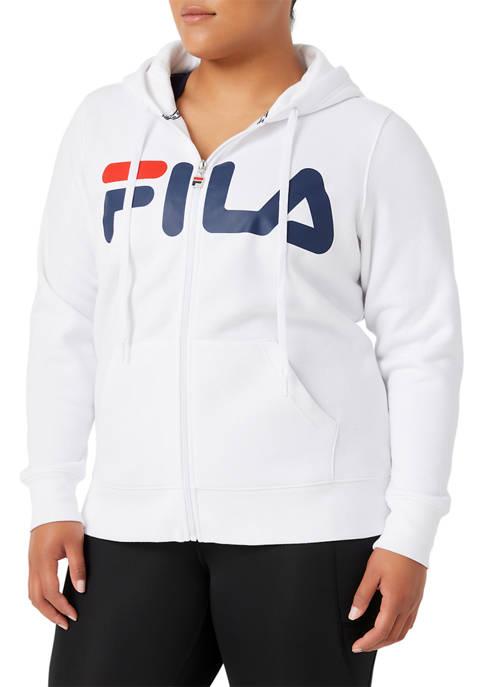 Fila Plus Size Preferred Hoodie