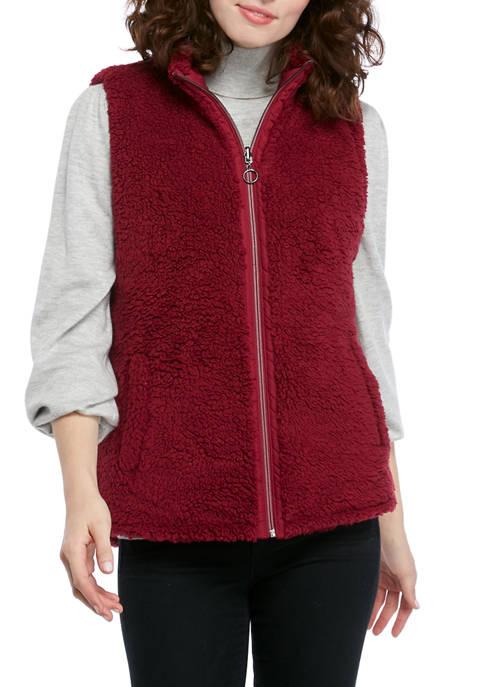Womens Wubby Vest