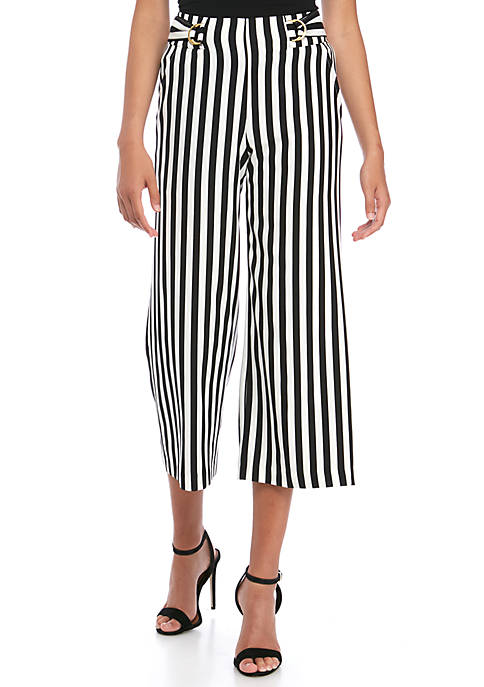 Kensie Vertical Stripe Pants