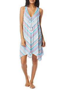 Coco Reef Scarf Cover Up Dress