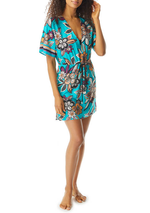 Luxe Swim Cover Up Dress