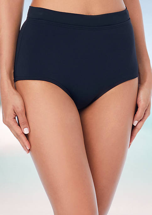 Coco Reef Classic High-Waist Power Swim Bottoms