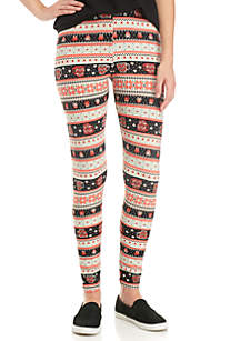 Hot Cocoa Leggings