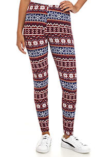 Fairisle Yummy Leggings