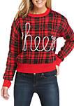 Long Sleeve Christmas Cheer Sweater