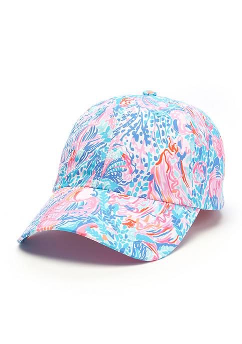 Lilly Pulitzer® Run Around Hat