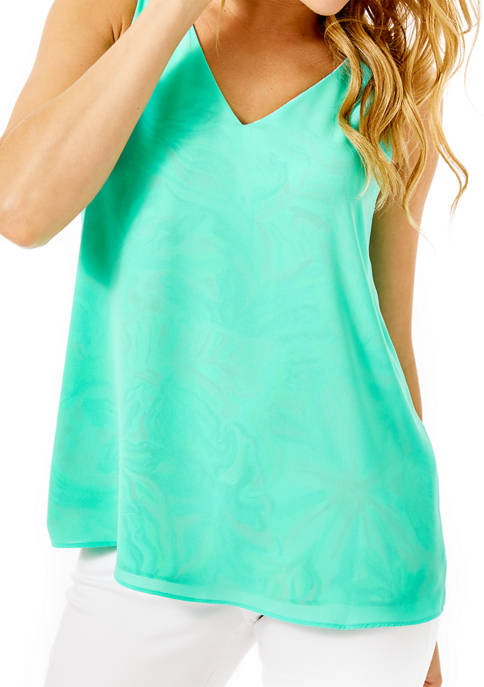Lilly Pulitzer® Womens Florin Reversible Tank Top