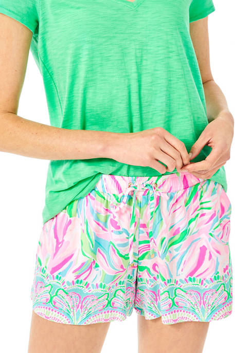 Lilly Pulitzer® Womens 5 Inch Katia Pull On