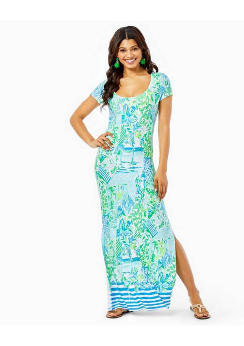 Lilly Pulitzer® Womens Wynne Maxi Dress